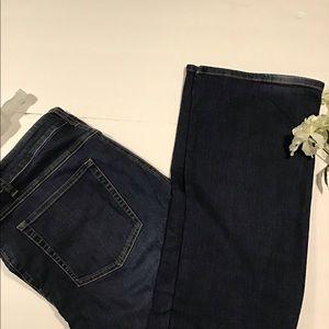 CAbi denim jeans Size 12